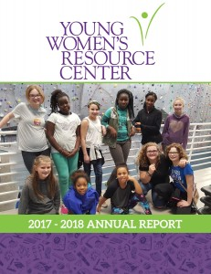 FY17-18 YWRC Annual Report - Front Page