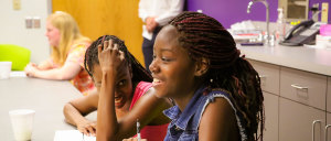 YWRC Kids Laughing