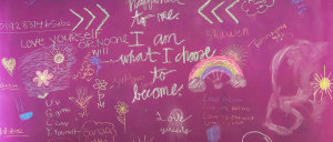 YWRC I Am What I Choose Quote