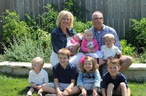Kathy grandkids